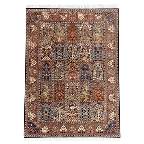 Traditional Bakhtiari Carpet