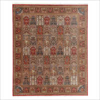 Traditional Bakhtiari Floor Carpet
