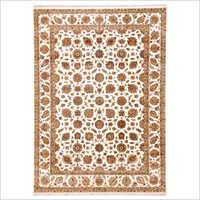 DC-45 Kashan Wool Silk Carpet