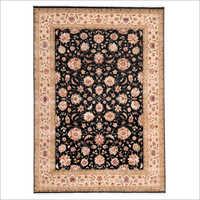 DC-12 Kashan Wool Silk Carpet