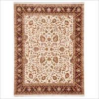 DC-212 Kashan Wool Silk Carpet