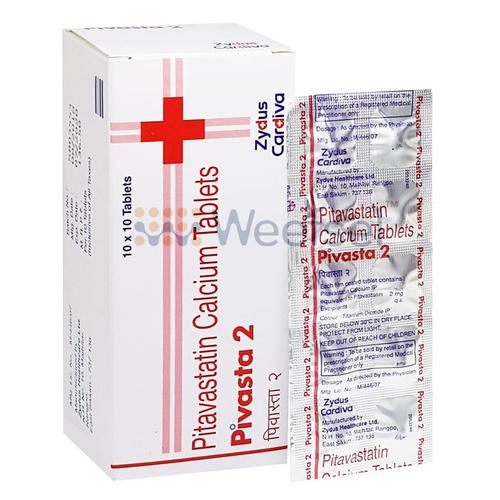Pitavastatin Tablets