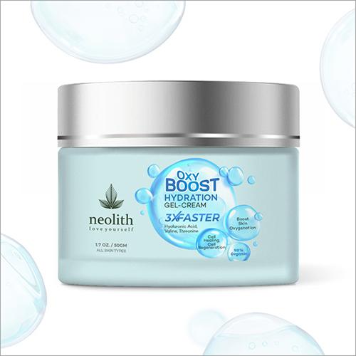 Neolith Oxy Boost Hyaluronic acid Hydration Gel Cream 98% Organic