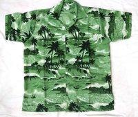 Printed Beach Fancy Shirt