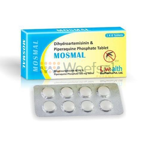 Dihydroartemisinin and Piperaquine Tablets