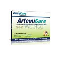 Dihydroartemisinin, Sulfadoxine and Pyrimethamine Tablets