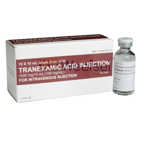 Tranexamic Injection