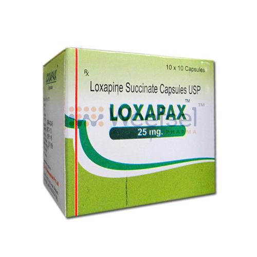 Loxapine Capsules
