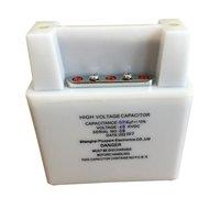 HV pulse capacitor 40.0kV 4nF,0.004MFD 40000V.DC
