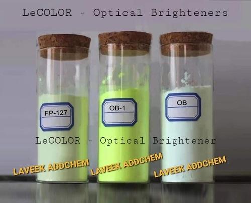 Optical Brightening Agents