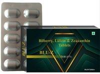 Bilberry, Lutein & Zeaxanthin Tablet