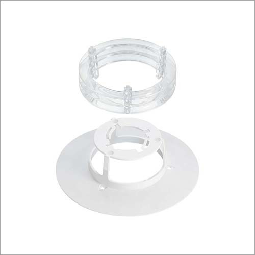 Custom Medical Plastic Injection Molding Molded Plastic Hook Parts Micro ABS Injection Molding Part Service