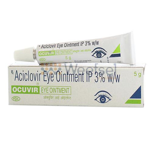 Acyclovir Eye Ointment