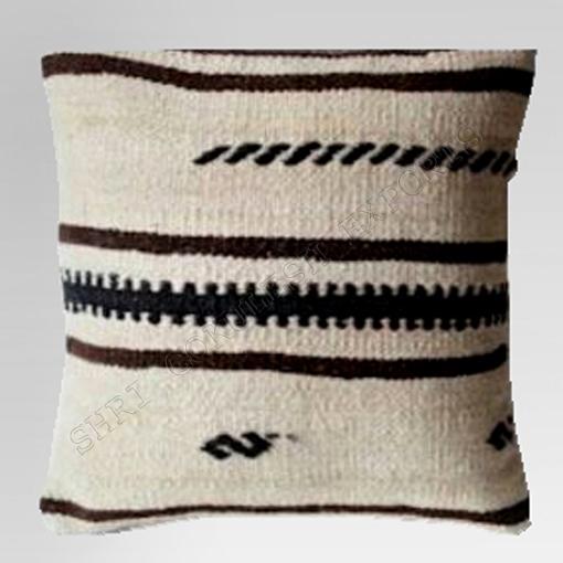 Designer Wool Cushion And Pillows