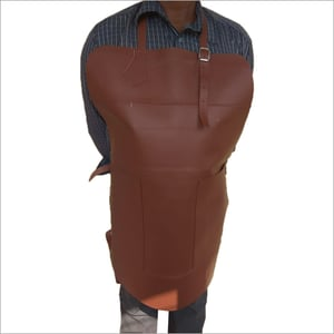 Industrial Leather Apron