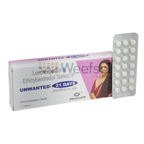 Levonorgestrel and Ethinylestradiol Tablets