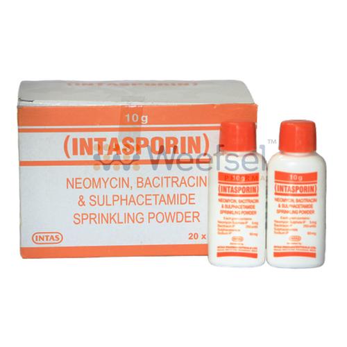 Neomycin, Bacitracin and Sulphacetamide Powder
