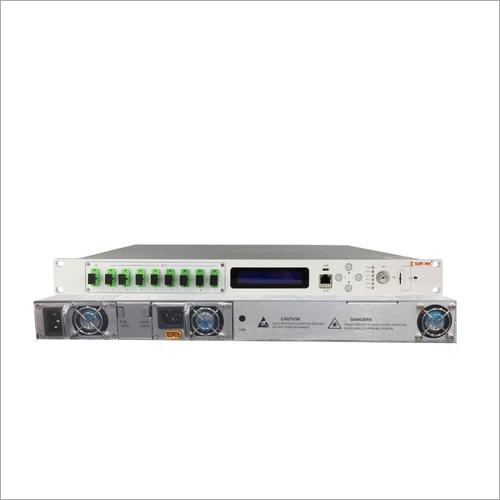8X16 DBm CATV EDFA Dual SMPS Power Supply