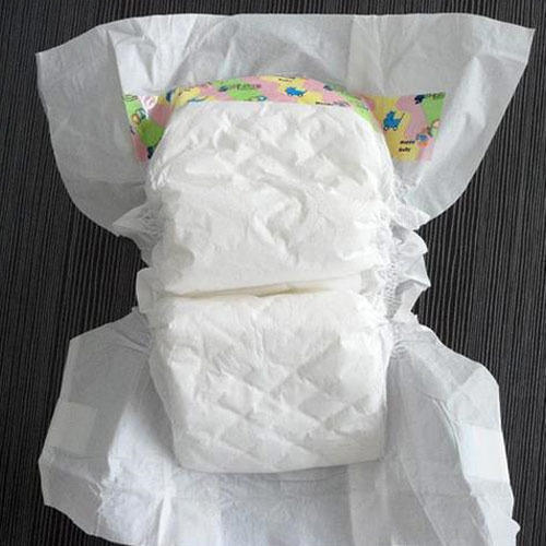 Non Woven Baby Diapers Fabric