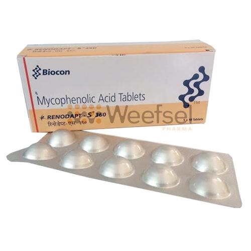 Mycophenolic Acid Tablets