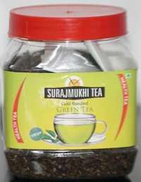 Green Tea Jar 150 Gm