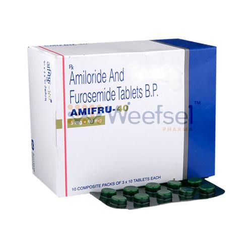 Amiloride and Furosemide Tablets