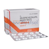 Amlodipine and Enalapril Tablets