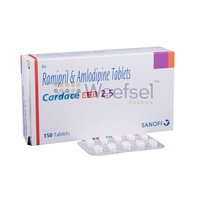 Amlodipine and Ramipril Tablets