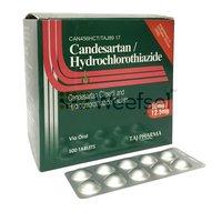 Candesartan and Hydrochlorothiazide Tablets