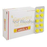 Carvedilol Tablets