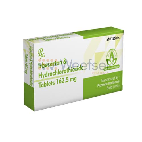 Irbesartan and Hydrochlorothiazide Tablets