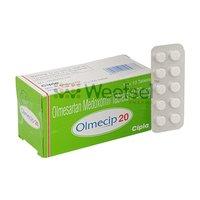 Olmesartan Medoxomil Tablets