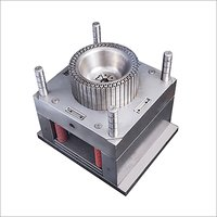 Single Or Double Head Centrifugal Fan Blades Mould