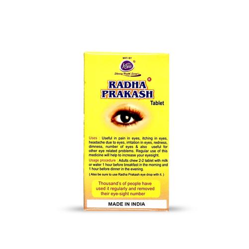 RADHA PRAKASH TABLET
