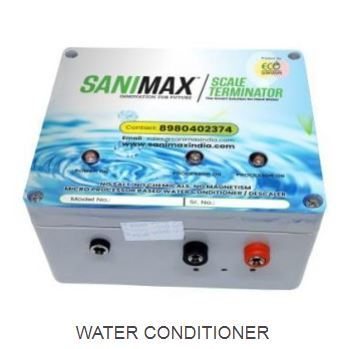 Descaler water  softener