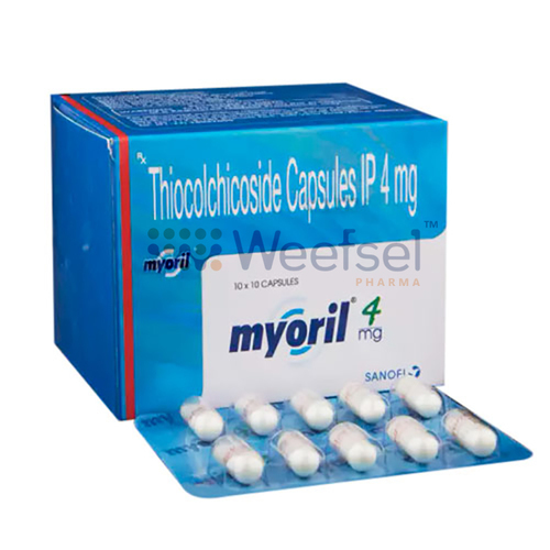 Thiocolchicoside Capsules