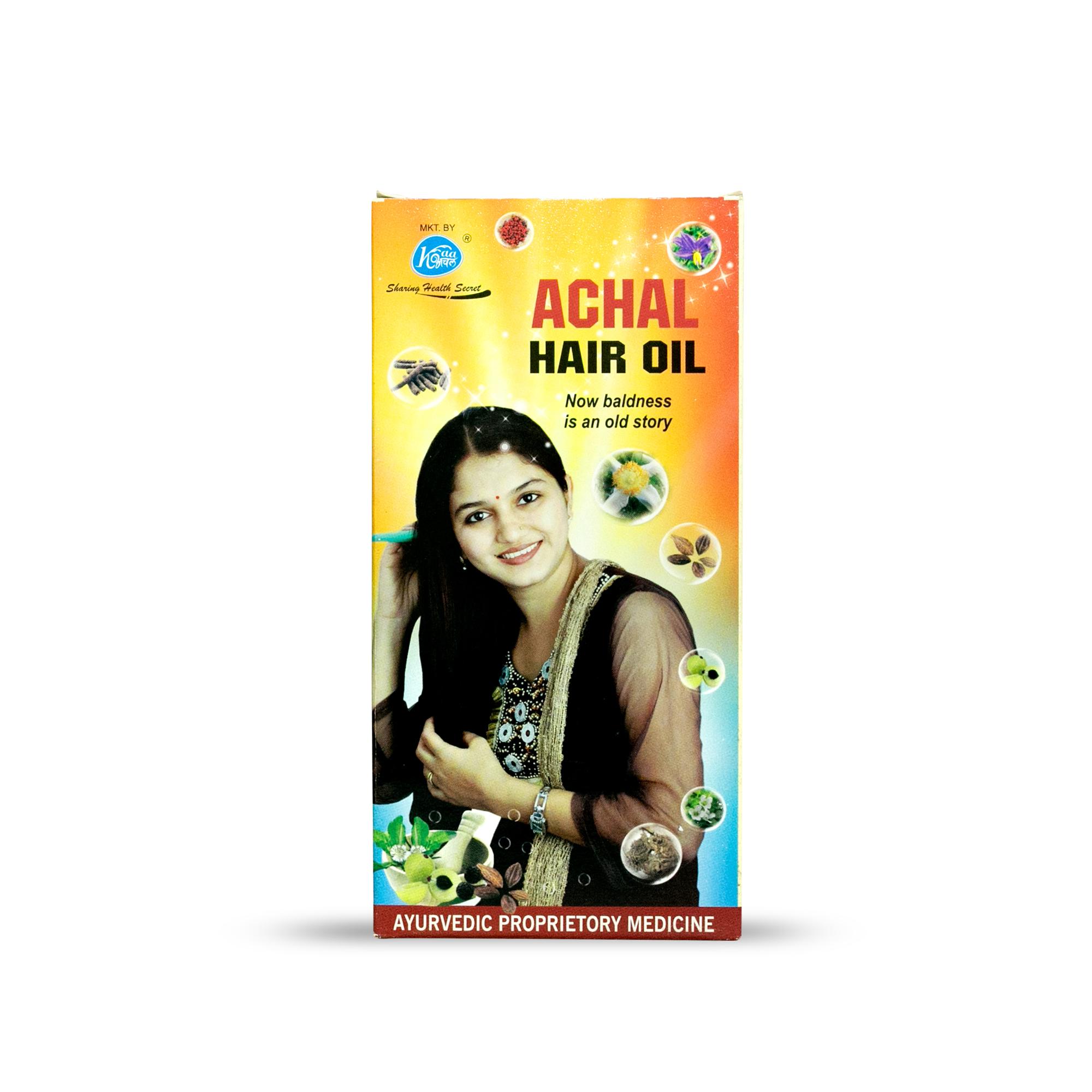 ACHAL HAIR OIL