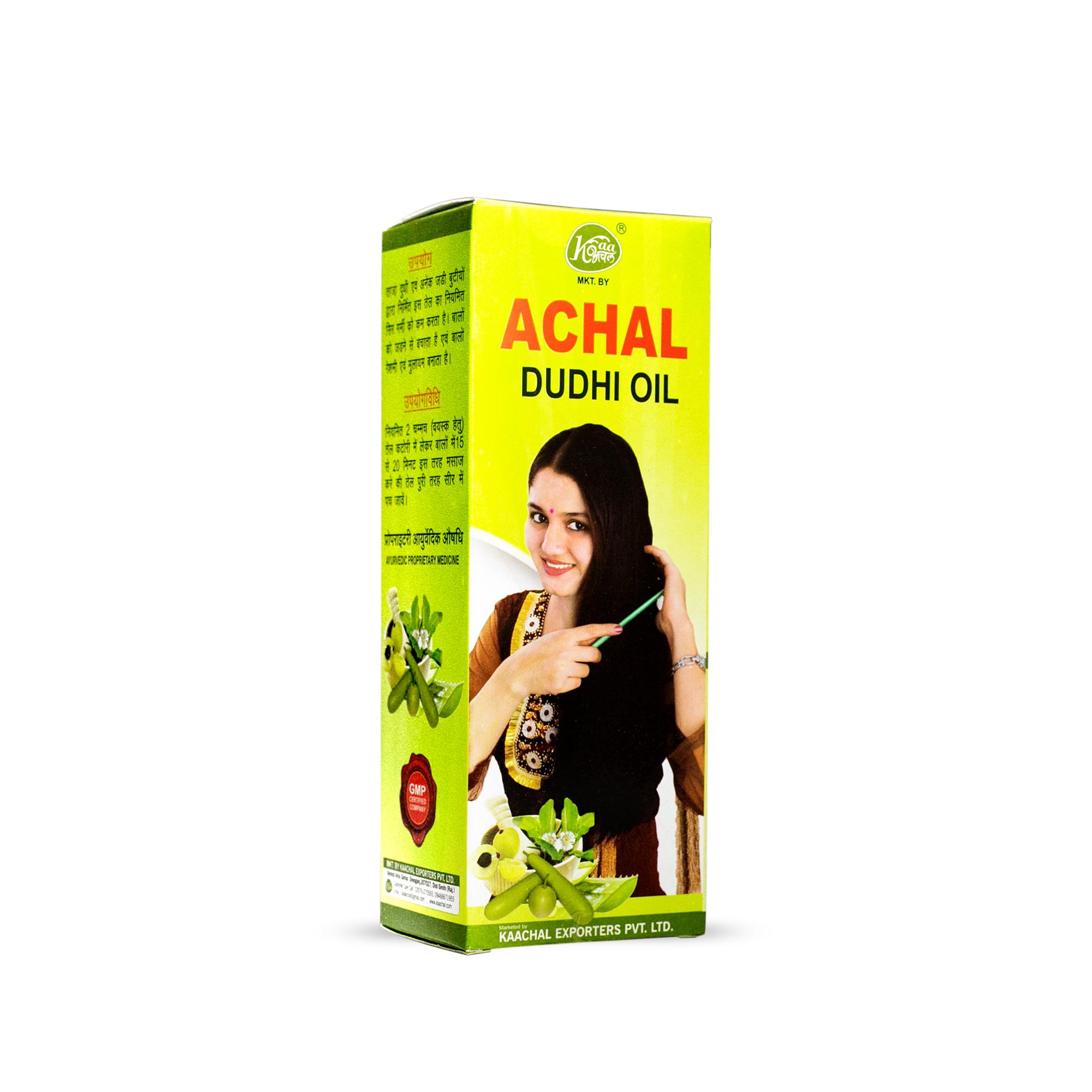 ACHAL DUDHI OIL