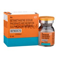 Betamethasone and Neomycin Eye/Ear Drops