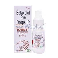 Betaxolol Eye Drops