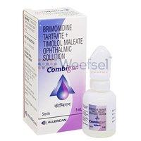 Brimonidine and Timolol Ophthalmic Solution