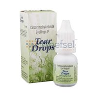 Carboxymethylcellulose and Glycerin Eye Drops