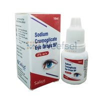 Sodium Cromoglycate Eye Drops