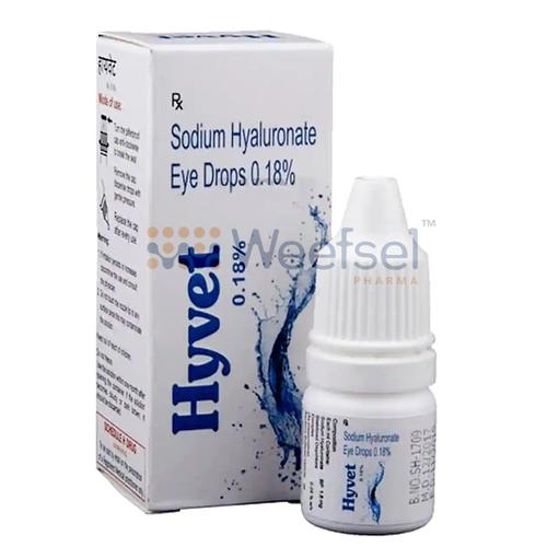 Sodium Hyaluronate Eye Drops