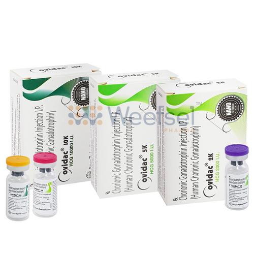 Chorionic Gonadotropin Injection (HCG)