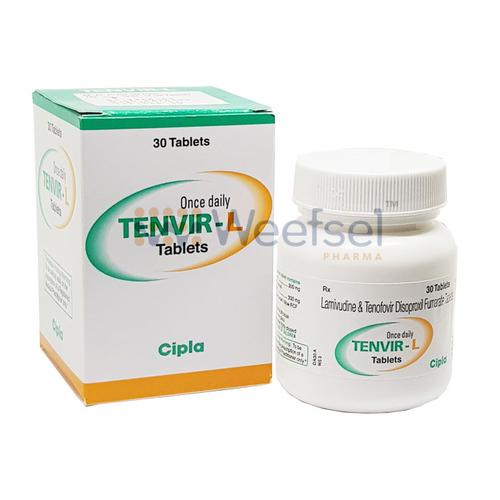 Lamivudine and Tenofovir Tablets