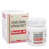 Lamivudine, Zidovudine and Nevirapine Tablets