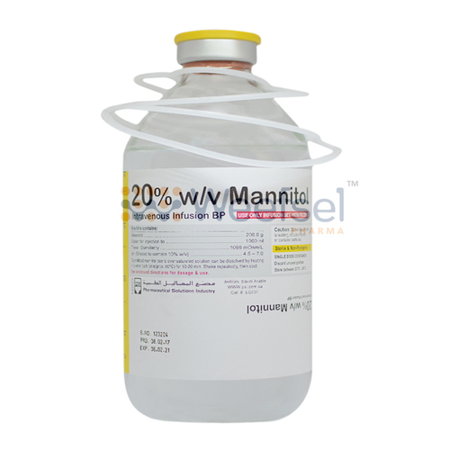 Mannitol Infusion