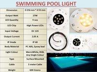 27W Swimming Pool LED Light