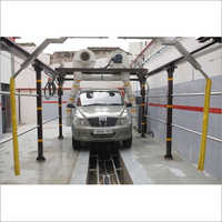 Automatic Car Wash System With Dryer